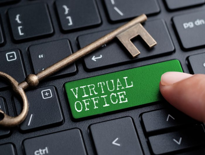 virtual office keyboard