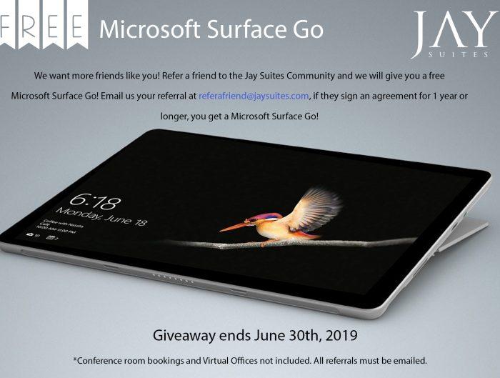 microsoft surface contest