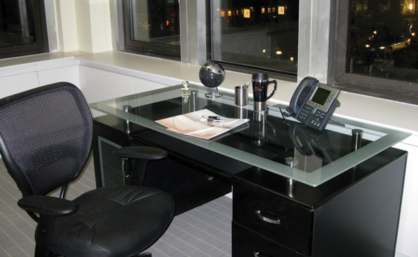 sample new-york-city office space setups