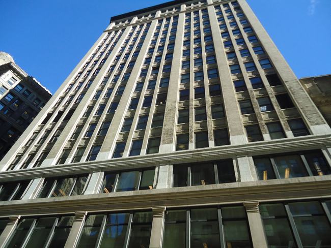 Penn station office space building for 120 broadway 5th floor new york ny 10271