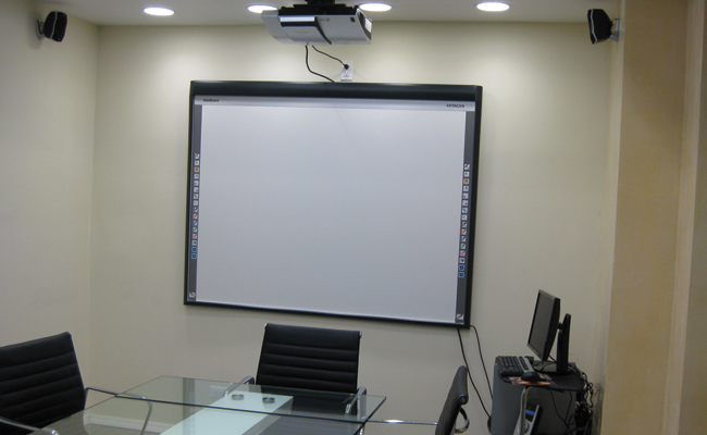 latest technology in conference rooms