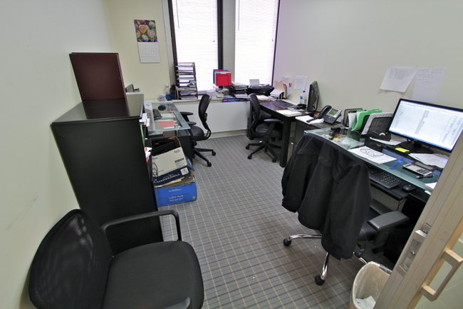 financial firm office space