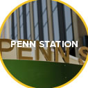 book Penn Station location